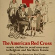 The American Red Cross wants clothes to send over-seas to Belgium and Northern France