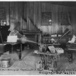 Edison's phonograph, Experimental Dept., Orange, N.J.