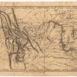 A map of Lewis and Clark's track across the western portion of North America, from the Mississippi to the Pacific Ocean : by order of the executive of the United States in 1804, 5 & 6 / copied by Samuel Lewis from the original drawing of Wm. Clark