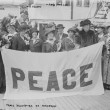 Peace Delegates on NOORDAM -- Mrs. P. Lawrence, Jane Addams, Anita Molloy