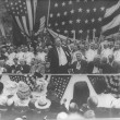 President Taft speaking at Manassas Court House