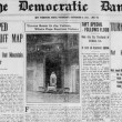 The Democratic banner. (Mt. Vernon, Ohio) 1898-192?, October 03, 1911, Image 1