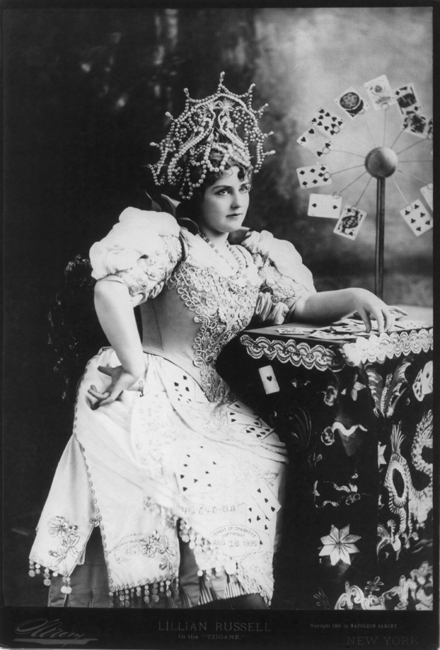 pictures Lillian Russell