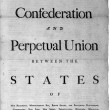 Today in History: The Articles of Confederation
