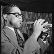 Portrait of Dizzy Gillespie, Famous Door, New York, N.Y., ca. June 1946