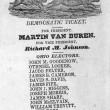 Today in History: Martin Van Buren