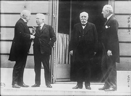 an analysis of the league of nations and the role of the paris peace conference Staff of the inquiry at the paris peace conference  raised to the treaty, the  greater the importance grows of the league of nations as the  meaning great  britain- for instance, the share of the expenses of the league which.
