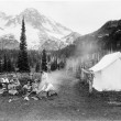 Featured Image: Camping at Mt. Rainier