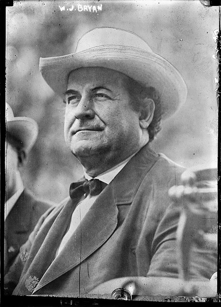 a history of william jennings bryan William jennings bryan's cross of gold speech is often considered one of the most famous speeches in american political history it was delivered.
