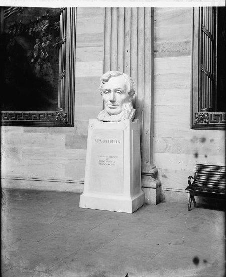 Lincoln Statue, Capitol