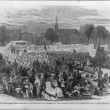 Celebration of the abolition of slavery in the District of Columbia by the colored people