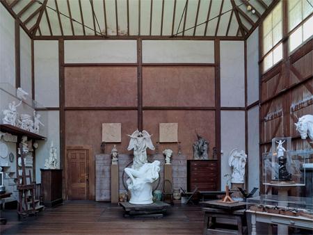 Chesterwood, Daniel Chester Wood's studio