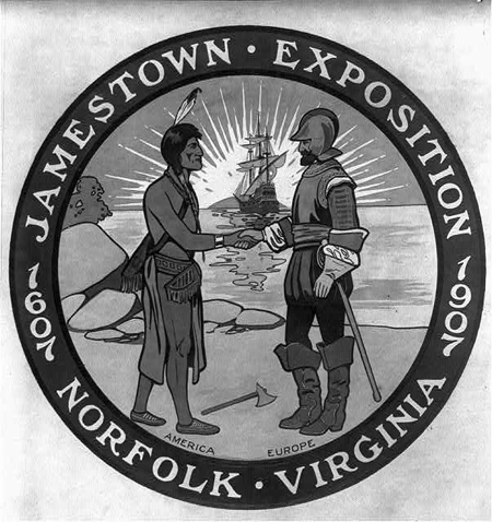 Jamestown Exposition, 1607-1907