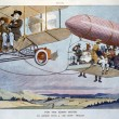 "Featured Source: An airship with a ""Jim Crow"" trailer"