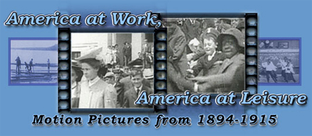 America at Work, America at Leisure