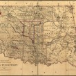 Indian territory [1887]: compiled from the official records of the records of the General Land Office and other sources under supervision of Geo. U. Mayo.