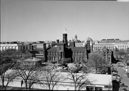 SOUTH REAR - Smithsonian Institution Building
