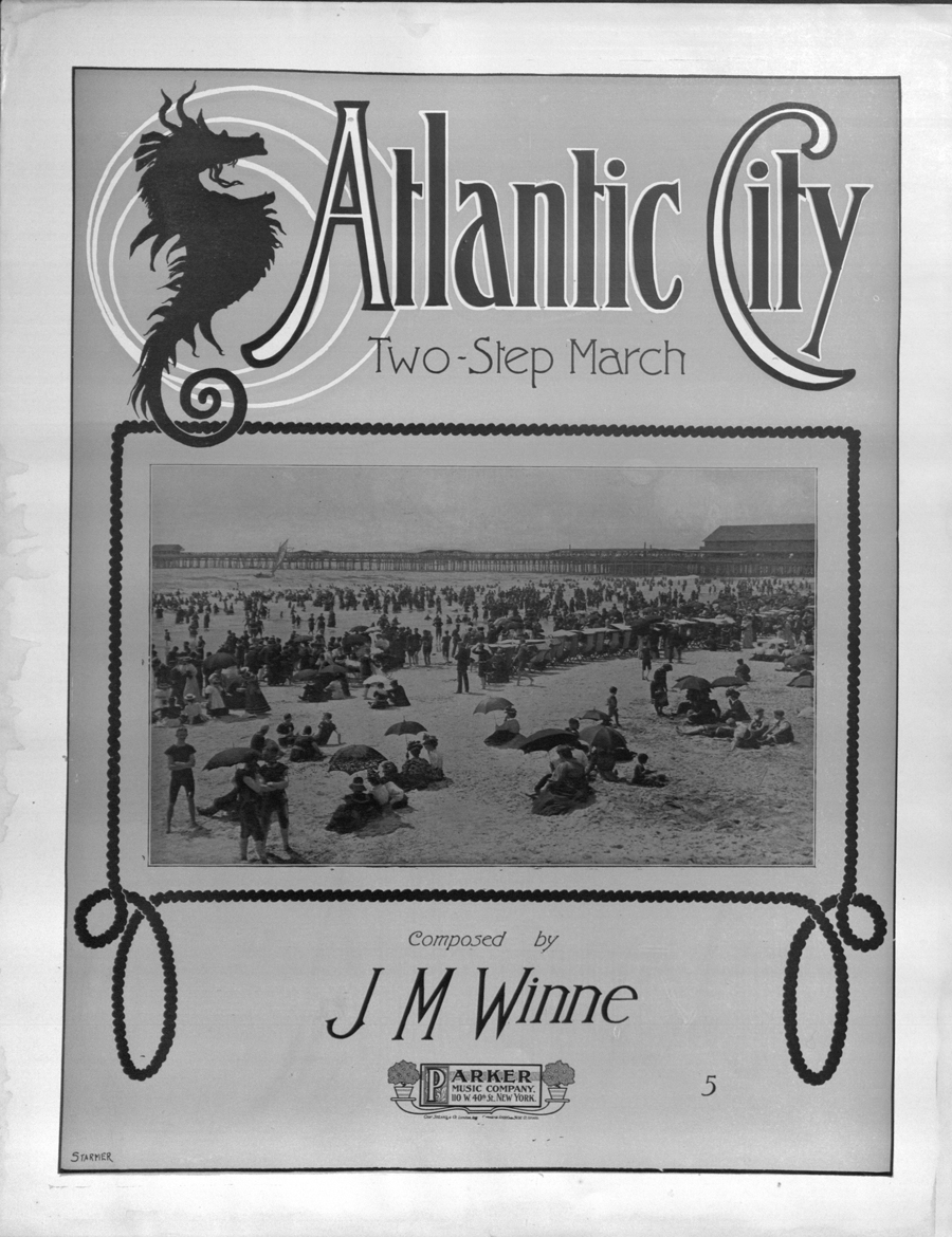 Atlantic city two step march