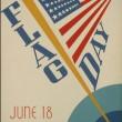 Elmhurst flag day, June 18, 1939, Du Page County centennial