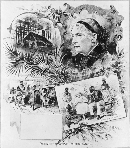 an analysis of uncle toms cabin a novel by harriet beecher stowe Although uncle tom's cabin began as a simple novel  when she wrote uncle tom's cabin, harriet beecher stowe had  alfred brophy's analysis of stowe's.