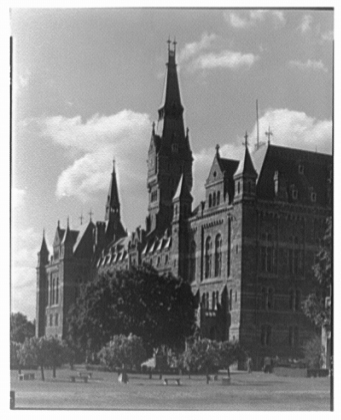 Georgetown University. Healy Hall
