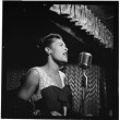 Portrait of Billie Holiday, Downbeat, New York, N.Y., ca. Feb. 1947