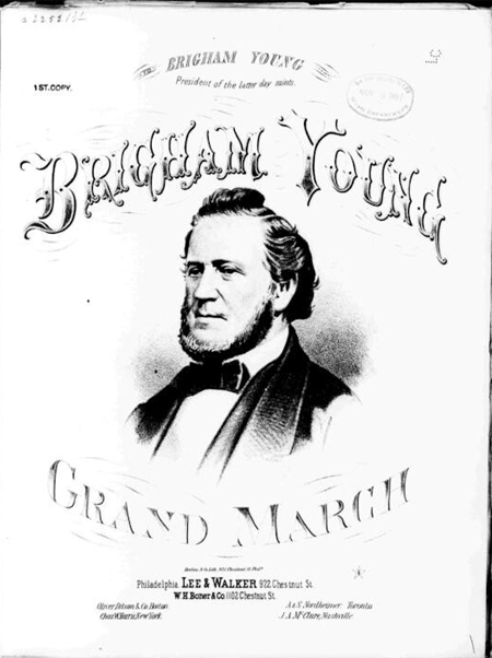 Brigham Young's Grand March