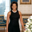First Lady Michelle Obama official portrait