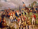 Burgoyne's Surrender at Saratoga