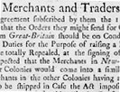 Merchants & Traders: Repeal the Import Tax