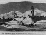 Fort Morgan Just After the Surrender