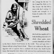 Scout Shredded Wheat historical advertisement