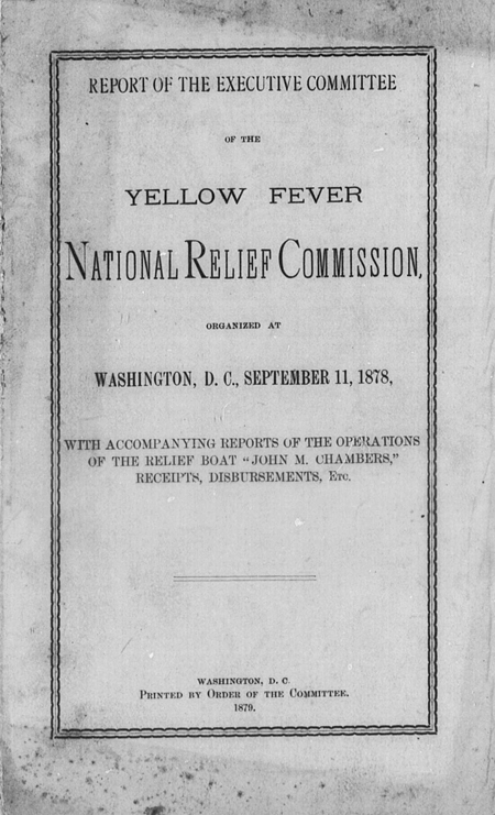 Yellow Fever National Relief Commission
