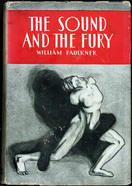 William Faulkner, The Sound and the Fury (1929)
