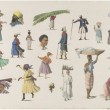Diverse Surinaamse typen