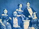 Mr. Zina Hitchcock Benjamin family