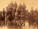 Buffalo soldiers of the 25th Infantry