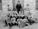 African American baseball players from Morris Brown College, GA