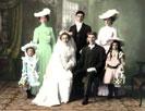 J. Stewart wedding party, Nekoma, N.D.
