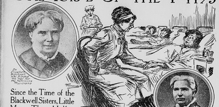 The Rise of the Physician Feminine