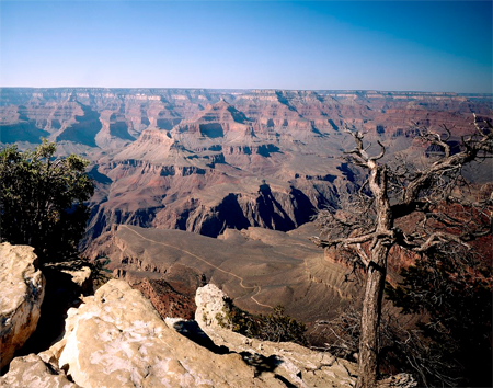 Grand Canyon panorama, Arizona