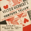 "Victor Herbert's comic opera ""Fortune teller"" with famous ""gypsy love song"""