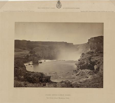 Snake River Cañon, Idaho