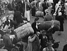 Evacuation of Japanese-Americans from West Coast under war emergency order