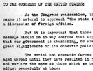 January 3, 1940. [Message] to the Congress