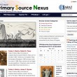 Finding Resources: TPS-Barat Primary Source Nexus at a Glance