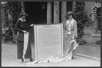 Mary Gertrude Fendall, [of Maryland], and Mary Dubrow [of New Jersey].