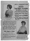 26th Convention of the Kentucky equal rights
