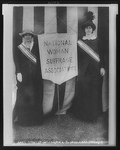 Suffragists Mrs. Stanley McCormick and Mrs. Charles Parker