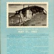 Homstead Act commemorative stamp